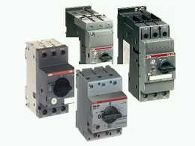 Manual motor starters abb electric equipment motor for Abb electric motor catalogue